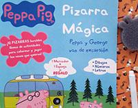 Diseño- Pizarra mágica Peppa Pig 2