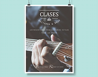 FLYER - Clases