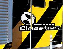 Imagen corporativa Cinestres