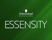 Essensity - Material P.O.P. - By Schwarzkopf