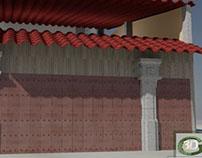 3 Restaurant Portada Colonial