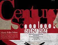 Century Schoolbook Typographic