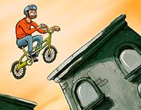 La Bicicleta Voladora