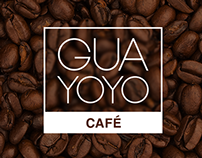 Marca de Café Guayoyo-Branding