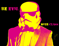 Be evil, with class