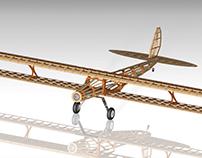 TORUK MAKTO 1.0, Aeronave Tipo Biplano.
