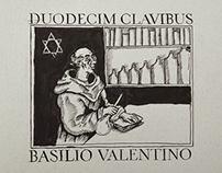 DUODECIM CLAVIBUS (Calligraphy)