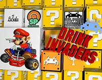 Drink Invaders Gamer Tournament (Valparaiso, Chile)