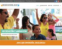 Web Site | Redieventos JSAF
