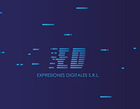 Digital Expressions Logotype