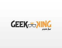 Geek King | Identidade Visual