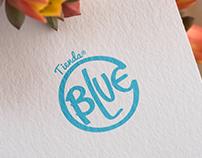 Logotipo Tienda Blue