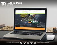 Website responsivo e inovador