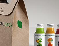 Natural Juice   Embalagem