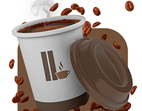 Café com Política | Brand Identity