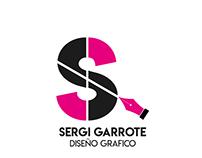 Identidad de marca Sergi Garrote
