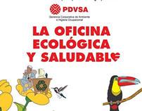 Revista PDVSA - La oficina ecológica y saludable