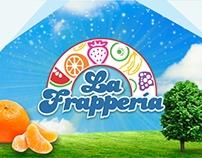 La Frappería // Branding
