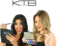 K.T.B Cosmetics - Social Media Marketing -