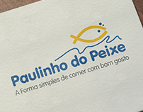 Logo Paulinho do Peixe