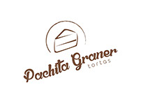 PACHITA GRANER LOGO DESIGN