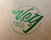 Identidade Visual - Veg Food
