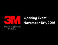 3M Global Service Center - Opening Event - Video