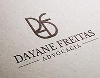 Identidade Visual: Dayane Freitas