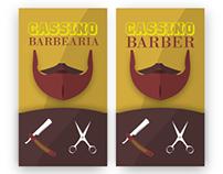 Cassino Barbearia / Barber