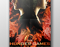 The Hunger Games Movie Poster (Student Proyect)