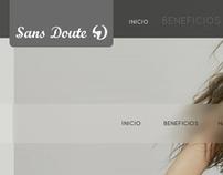 Sans Doute. Fidelization web aplication.