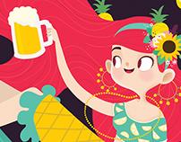 Bolacha de Chopp | Carnaval
