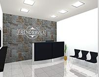 Diseño Arquitectónico - Simulación 3D