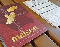 Calendário Maison