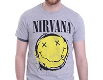 Diseño serigrafia texil T-shirt Boys 6