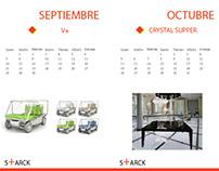 Calendar- September-october