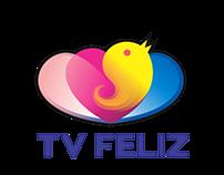 Chamada do programa você Feliz, da TV Feliz