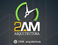 2AM Arquitectura • Imágenes para Social Media