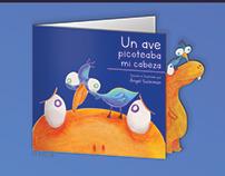 Ilustración Editorial - Un Ave Picoteaba mi Cabeza