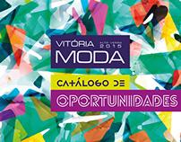 Capa Catálogo de Oportunidades - Vitória Moda