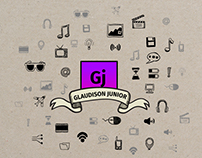 Glaudison Junior: Editor áudio/visual e Jornalista.