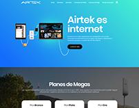 Airtek es Internet - Web