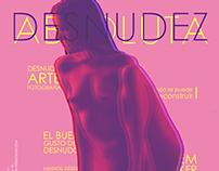 Desnudez Absoluta (Magazine - Screen Print)