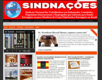 Website - National union of workers at embassies