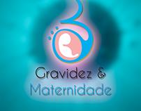Aplicativo Gravidez e Maternidade.