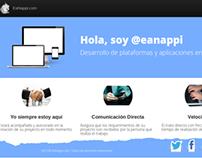 Eanappi business web site.