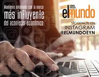 Promoción Diario El Mundo