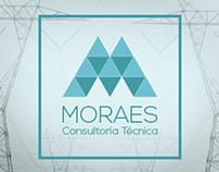 Identidade Visual - Moraes Consultoria Técnica
