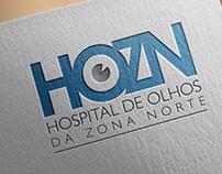 Identidade Visual - Hospital de Olhos da Zona Norte