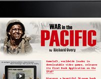War in the Pacific Newsletter